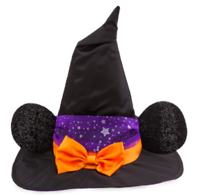 Girls MINNIE MOUSE WITCH HAT 2020 Child Costume Accessory