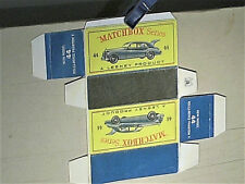 REPLIQUE BOITE ROLLS ROYCE PHANTOM V  1/75 / MATCHBOX 1965