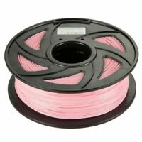 Pink 3D Printer Filament 1kg/2.2lb 1.75mm PLA MakerBot RepRap