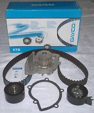 PEUGEOT 407 2.0 HDI DIESEL DAYCO Cambelt Timing Belt KIT POMPA ACQUA