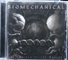 BIOMECHANICAL - The Empires of the Worlds (CD 2005) ** Like New **