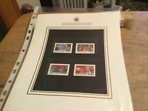 Tonga Unmounted Mint Stamps (the Commonwealth Collction)