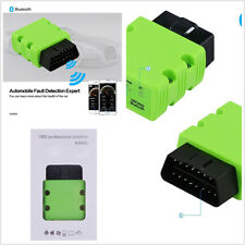Car Auto OBDll MiNi Bluetooth Diagnostic Scanner Check Reader Tool Green KW902