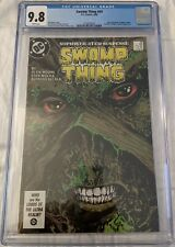 Swamp Thing #49 (1986) Cameo Justice League Dark & Great Evil Beast CGC 9.8 WP