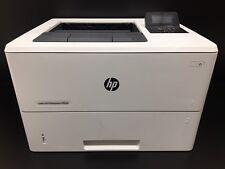 HP LaserJet Enterprise M506 B&W Laser Printer Network/USB F2A69A 49k Pages