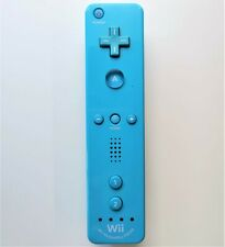 Official Genuine Wii Remote Motion Plus Blue Controller for Nintendo Wii TESTED