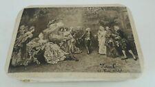 ancienne boite dragées SEUGNOT PARIS 1928 art déco boîte collection BE