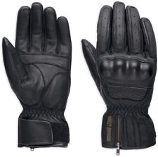 Harley-Davidson® Men's Blackout Gloves - 98179-18EM