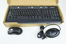 Microsoft 1356 Wireless Keyboard Mouse and Adapter