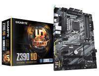 GIGABYTE Z390 UD Express LGA1151 Motherboard Intel DDR4 ATX