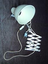 DESIGN! INDUSTRIE LAMPE CISEAU LAMP CHRISTIAN DELL BELMAG ZURICH VINTAGE BAUHAUS