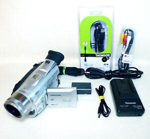 Grundig DLC1500 (Panasonic) Camcorder Mini Dv, ideal für Digitalisierung