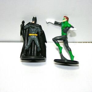"""DC Comics Green Lantern and Batman Figurines 2.5"""" Ages 3 Collectibles"""