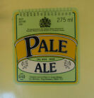 VINTAGE BRITISH BEER LABEL - STAG BREWERY, PALE ALE 275 ML