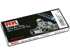 RK Blue Kart Racing Blue Super Endurance O Ring 219 Pitch Chain 104 Links