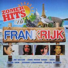 ZOMERHITS UIT FRANKRIJK  - CD
