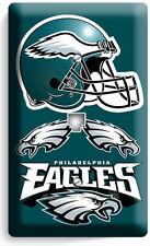 PHILADELPHIA EAGLES FOOTBALL TELEPHONE PHONE JACK COVER PLATE BOYS ROOM MAN CAVE
