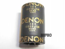 2pcs ELNA For DENON Electrolytic Capacitor 10000uf 50V