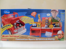 camioncino banco lavoro handy manny camion truck workbench playset fisher N6840