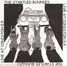 THE STARTLED BUNNIES - Live At Coniston EP (UK 6 Tk CD Single)