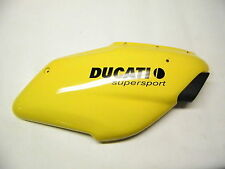 01 Ducati 750 SS 750SS Supersport right side cover panel cowl fairinng
