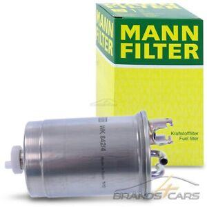 MANN-FILTER KRAFTSTOFFFILTER DIESELFILTER VW TRANSPORTER T4 1.9 2.4 2.5