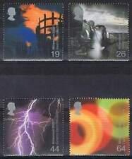 Engeland postfris 2000 MNH 1848-1851 - Millennium / Vuur en Licht