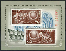 Russia 1972 SG#MS4133 Space Research MNH M/S #A94015