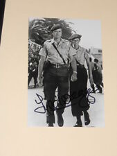 Actor LYLE WAGGONER Signed 4x6 Photo WONDER WOMAN AUTOGRAPH 1