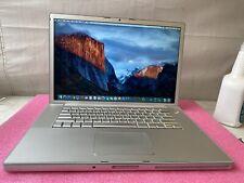 MacBook Pro A1226(15-inch)Core 2Duo 2.4GHz, 3GB  Ram, 160GB HD