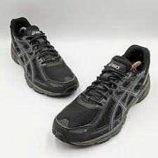 Asics Gel-Venture 6 Running Shoes Men's Size 10 - 4E Width Black T7G3N