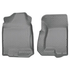 Husky Liners 2pc Front Row Classic Style Grey Floor Mats for 1999-07 GM Vehicles
