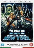 Nuovo 2019 After The Fall Of New York DVD