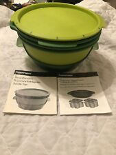 Tupperware SMART STEAMER Green