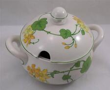 Villeroy & and Boch GERANIUM soup tureen with lid