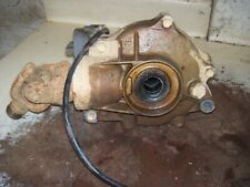 2012 YAMAHA 450 GRIZZLY ATV OEM FRONT DIFFERENTIAL W/ ACTUATOR   U319