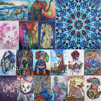 Special Shape 5D DIY Drill Diamond Painting Embroidery Cross Stitch Kits Mosaic