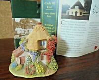 LILLIPUT LANE - L2538 CIRCLE OF LOVE - CANVEY ISLAND, ESSEX. WITH BOX & DEEDS
