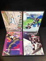 Eureka Seven- Volume 2 3 6 9 (DVD) Anime Series Collection