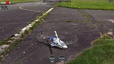 Modèle simulateur de vol pour Windows et MAC OSX, Next-CGM RC Heli Flight Simulator