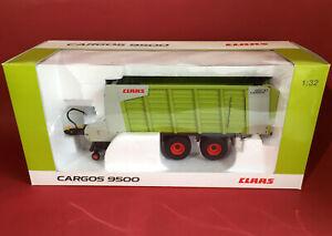 Schuco 1/32 Claas Cargos 9500 Self Loading Wagon ExIB