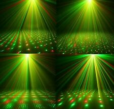 Mini R&G Laser Light SD USB LED Projector StageDancing Party DJ Club Pub