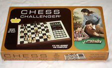 Chess Challenger Fidelity Electronics Vintage 1980 Complete in Box