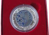 Austria 25 Euro Silver Niobium Coin Artificial Intelligence 2019 Hand Lifted