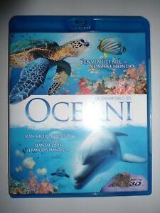 "BLU-RAY 3D ""Oceani 3D"""