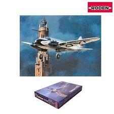 Roden 009 Heinkel He-111C 1/72 plastic scale model kit German Lufthansa Markings