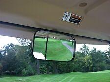 Golf Cart Rear View Mirror Ez Go Club Car Yamaha Easy Installation Car Auto Part