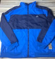 $180 Reebok Performance Soft Shell Mens Size 5XL Jacket Water Resistant OXRB322D