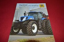 New Holland T7030 T7040 T7060 T7050 Tractor Dealers Brochure DCPA
