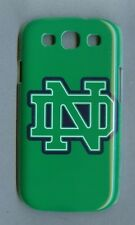 NOTRE DAME FIGHTING IRISH 1 Piece Glossy Case/Cover Samsung GALAXY S3 (Design 1)